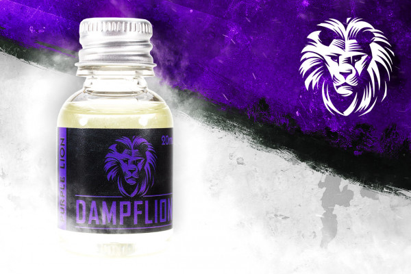 Dampflion Aroma 20ml Purple Lion