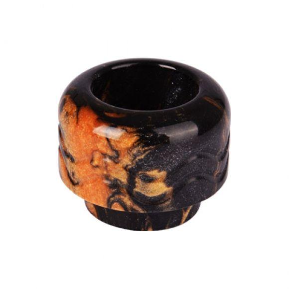 VandyVape -MATO Mundstück, 810er, schwarz-gold marmoriert