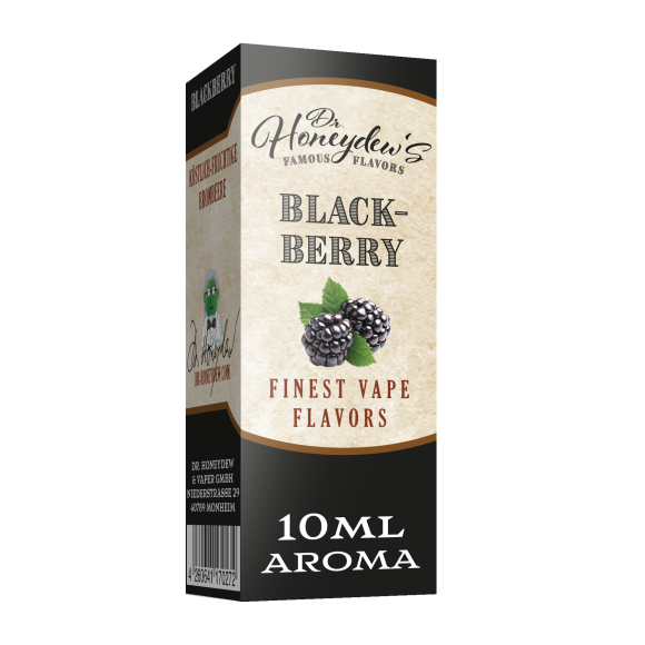 Aroma Blackberry Dr. Honeydew