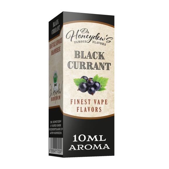 Aroma Black Currant Dr. Honeydew