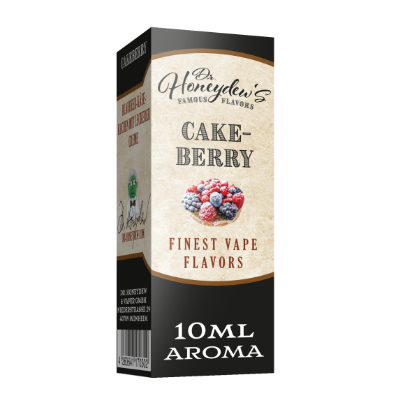 Aroma Cakeberry Dr. Honeydew