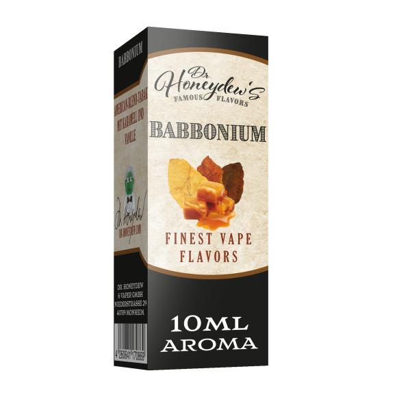 Aroma Babbonium Dr. Honeydew