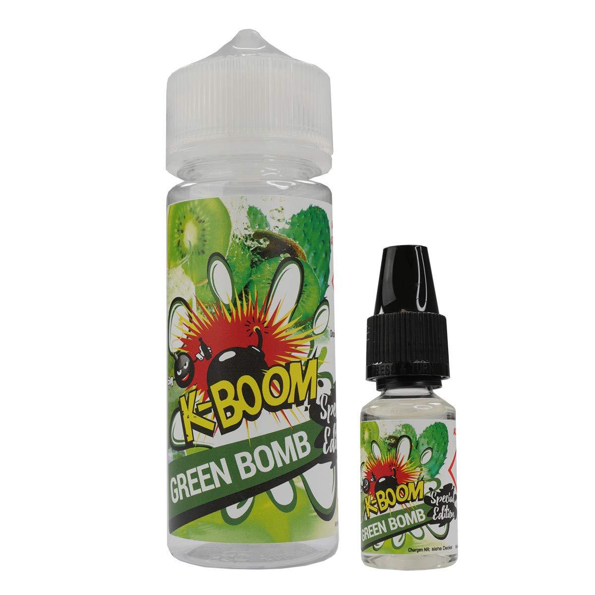 K-Boom Green Bomb, 10ml in 120ml Flasche -NEU
