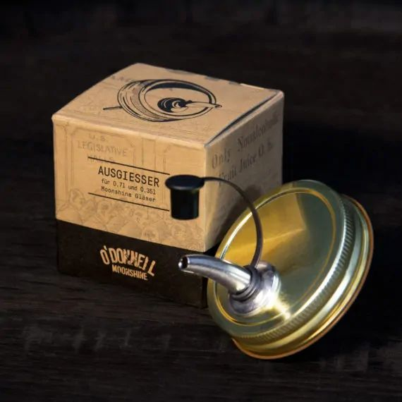ODonnell Moonshine -Ausgiesser