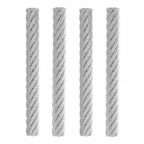 Vapefly -Brunhilde- MTL RTA Steel Wire, 4-er Pack