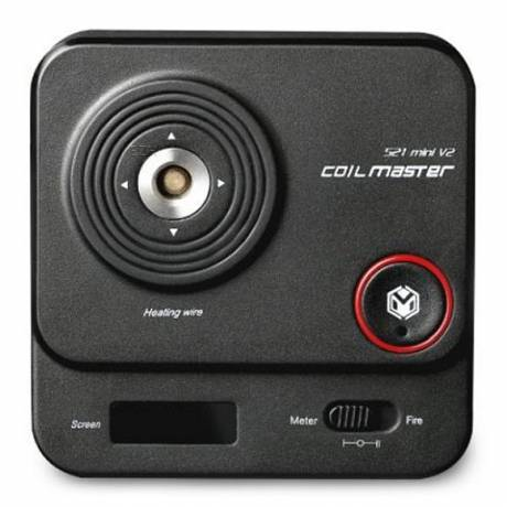 COIL MASTER 521 mini Tab V2 der All in One Wickelsockel