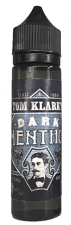 TOM KLARKs DARK MENTHOL 60ml, 00mg, Shortfill -NEU