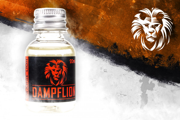 Dampflion Aroma 20ml Orange Lion