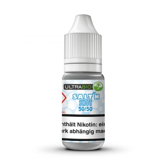 UB BASE VPG 20MG, 10ML, 50/50, Nikotinsalz Shot
