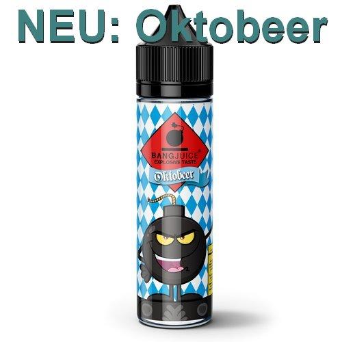 Bang Juice -Oktobeer- Aroma 15ml, Flasche 60ml -NEU