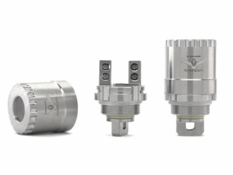 VAPOR GIANT GO 3 RBA2, Dual-Coil