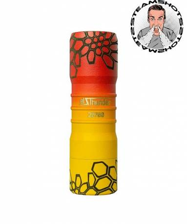Viva la Cloud -El Thunder 20700 Steamshots Edition- 24mm, Mech.Mod,  -NEU